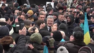 Порошенко объявил осоздании новой церкви на Украине