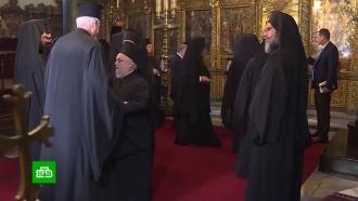 ВКиеве открылся «объединительный собор» по созданию новой церкви