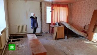 Чиновники дали сироте квартиру из гипсокартона и гнилых досок