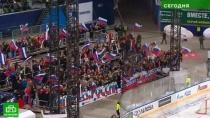Концерт, выставка и невероятный хоккей: «Газпром Арена» приняла рекордное число зрителей