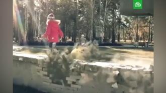 Дизайнер спецэффектов превратил прогулку сына вблокбастер