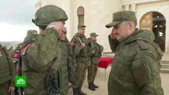 ВСирии наградили закончивших дежурство сотрудников военной полиции