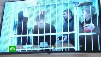 «Не убежим, гражданин начальник»: Кокорин иМамаев шутили исмеялись всуде