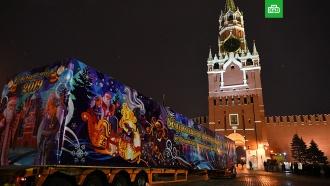 В Кремль привезли главную новогоднюю елку.Автопоезд с елью, которую установят на Соборной площади, прибыл на территорию Кремля.Москва, Новый год, торжества и праздники.НТВ.Ru: новости, видео, программы телеканала НТВ
