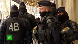 Французским жандармам будут доплачивать за работу на акциях «желтых жилетов»