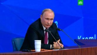 Путин призвал совершенствовать систему ФСИН