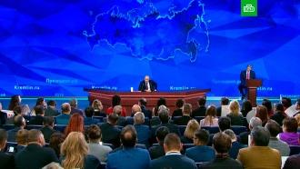 Путин назвал пропасть вдоходах <nobr>топ-менеджеров</nobr> иобычных граждан мировой тенденцией