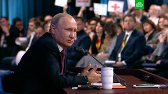 Путин опенсионных изменениях: еслибы не был уверен внеизбежности, никогдабы это не позволил
