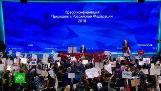 «Путин— щука», «Путин + лыжи»: кто победил вконкурсе табличек для президента