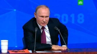 «Ни вкакие ворота не лезет»: Путин— ороли США вцерковном расколе на Украине