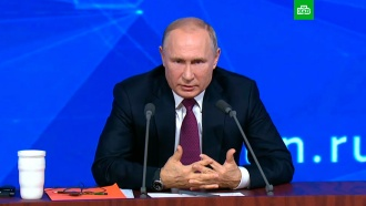 Путин: переговоры США сталибами должны быть открытыми ипубличными