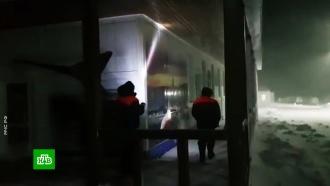 Врезультате землетрясения уберегов Камчатки никто не пострадал