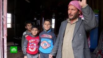 Зону деэскалации вИдлибе за два дня покинули более 100человек