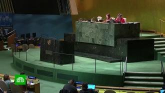 Генассамблея ООН приняла резолюцию Украины по нарушению прав человека вКрыму