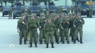 Косово готово воевать: кому выгоден новый конфликт на Балканах
