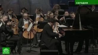 Валерий Гергиев и Денис Мацуев сыграли на открытии фестиваля в Мариинском театре