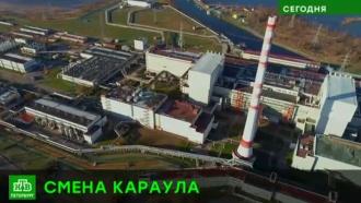 На ЛАЭС под Петербургом запускают современный энергоблок