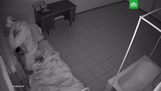 <nobr>Рабовладелец-убийца</nobr> сбежал из новосибирской психбольницы