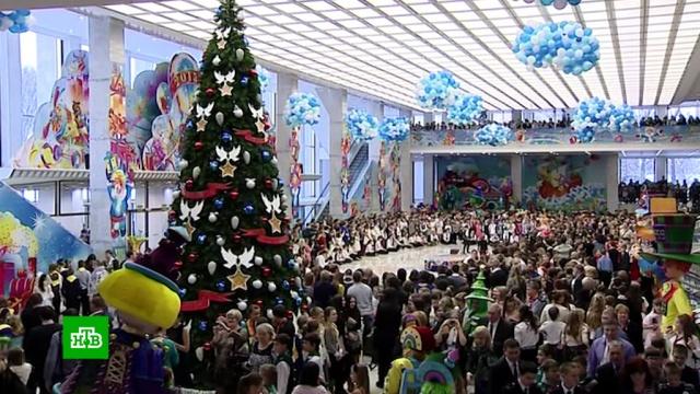 В центре Москвы перекроют движение из-за новогодней елки.Москва, Новый год, торжества и праздники.НТВ.Ru: новости, видео, программы телеканала НТВ