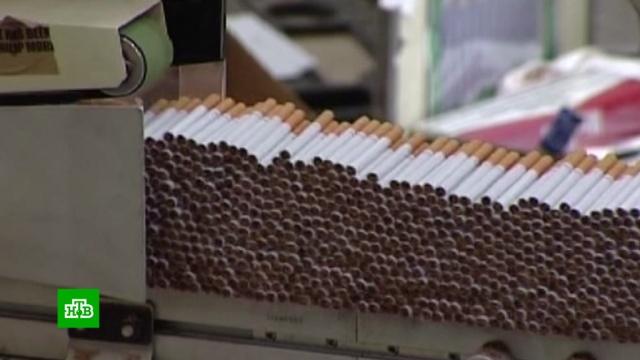 ВМинздраве рассказали опланах поэтапного вывода табака из продажи.Минздрав, курение, табак, торговля.НТВ.Ru: новости, видео, программы телеканала НТВ