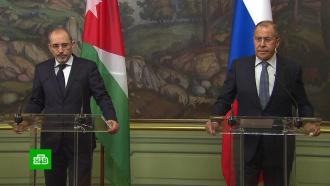 Лавров: вМоскве ждут объяснений от США по «замыслу» вСирии