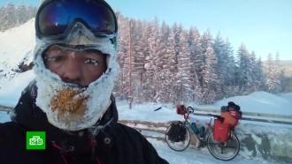 Испанец поблагодарил россиян, спасших его от гибели на трассе вМагадане