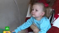 Маленькой Сафии из Будённовска нужны деньги на аппарат вентиляции легких