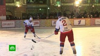 Фетисов остался доволен игрой Путина вматче «Ночной лиги»