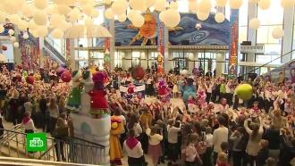 Более 300 детей из Тулы приехали на главную елку страны