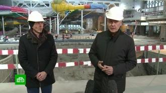 Собянин: плавательный центр в «Лужниках» будет одним из крупнейших в Европе