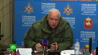 Следов взрывчатки на месте обрушения вМагнитогорске не обнаружено