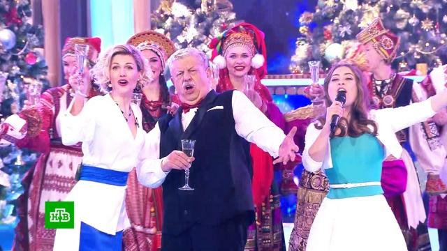 Вэфире НТВ разыгран «Новогодний миллиард».Новый год, лотереи, миллионеры и миллиардеры.НТВ.Ru: новости, видео, программы телеканала НТВ