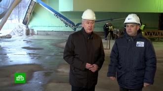 Собянин рассказал о будущем универсального спортзала «Дружба» в Лужниках