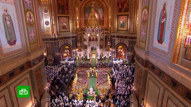 Патриарх призвал молиться оединстве православной церкви на Украине.Украина, патриарх, православие, религия, христианство.НТВ.Ru: новости, видео, программы телеканала НТВ