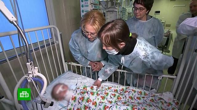 Страшное позади: врачи не сомневаются в выздоровлении Вани из Магнитогорска.Магнитогорск, Челябинская область, взрывы, обрушение, траур.НТВ.Ru: новости, видео, программы телеканала НТВ