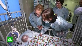 Страшное позади: врачи не сомневаются ввыздоровлении Вани из Магнитогорска