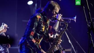 Рождественский фестиваль вгорах Сочи собрал рэперов и<nobr>поп-исполнителей</nobr>