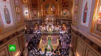 Рождество вхраме Христа Спасителя встретили более 5тысяч верующих