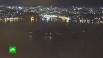 ВМинобороны отреагировали на появление американского корабля вЧёрном море