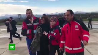 Число погибших при крушении судна уберегов Турции возросло до семи