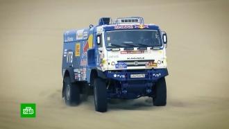 Экипаж Николаева победил на первом этапе ралли «Дакар»