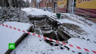 В Челябинске в дома вернули отопление после крупной коммунальной аварии