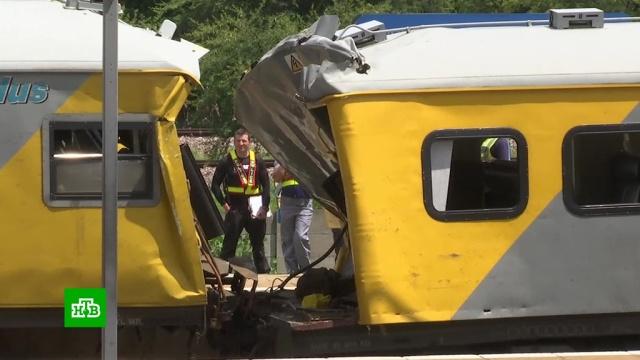 Более 640человек пострадали при столкновении поездов вЮАР.ЮАР, поезда.НТВ.Ru: новости, видео, программы телеканала НТВ