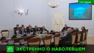 Врио губернатора Петербурга приказал чиновникам очистить город «лопатами Беглова»