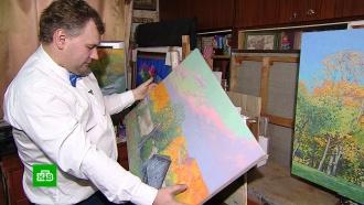 Художник Семён Кожин требует остановить продажу его картин в Британии