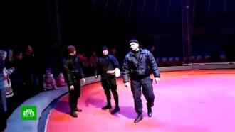 Приставы нагрянули в уфимский цирк во время шоу