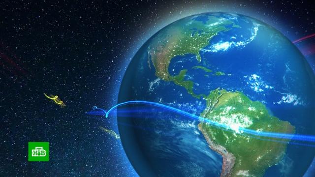 «Вздох» или «крик»: кто мог послать таинственный радиосигнал из созвездия Жирафа.Канада, НЛО и инопланетяне, астрономия, космос.НТВ.Ru: новости, видео, программы телеканала НТВ