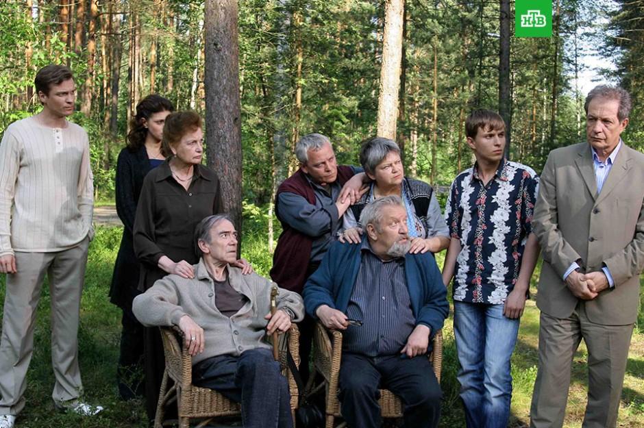 Кадры из сериала «Омут».НТВ.Ru: новости, видео, программы телеканала НТВ