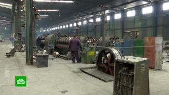 Всирийском Алеппо восстановили завод по производству электрокабелей