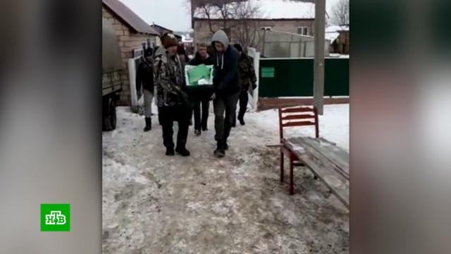 Сотрудники башкирского морга перепутали тела умерших.Башкирия, похороны.НТВ.Ru: новости, видео, программы телеканала НТВ